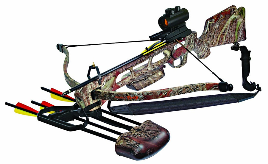 Best Crossbow: Arrow Precision Inferno Fury Crossbow
