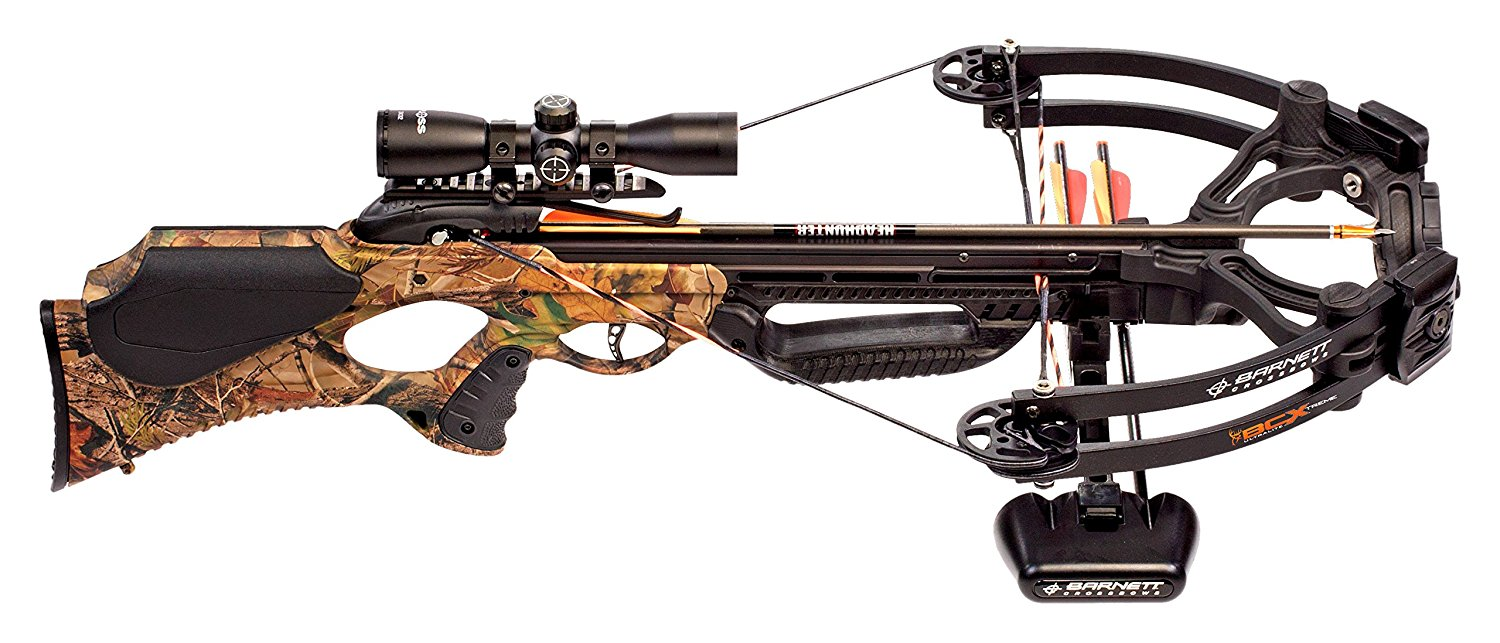 Best Crossbow: Barnett BCX Buck Commander Extreme CRT Crossbow