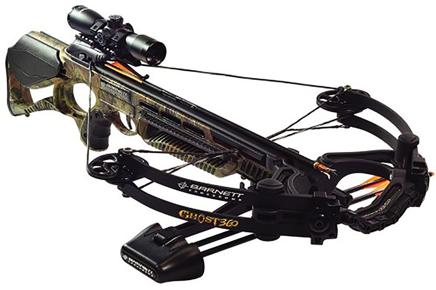 Best Crossbow: Barnett Outdoors Ghost 360 CRT Crossbow