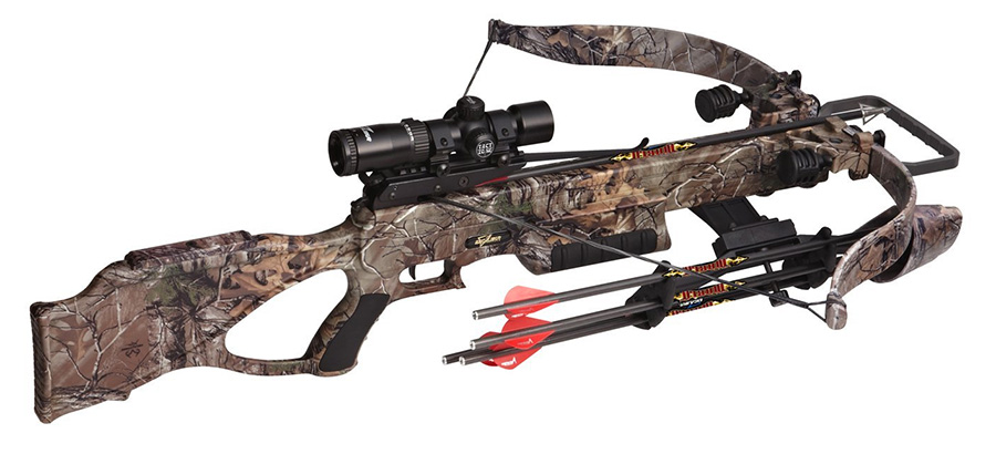 Best Crossbow: Excalibur Matrix 380 Crossbow