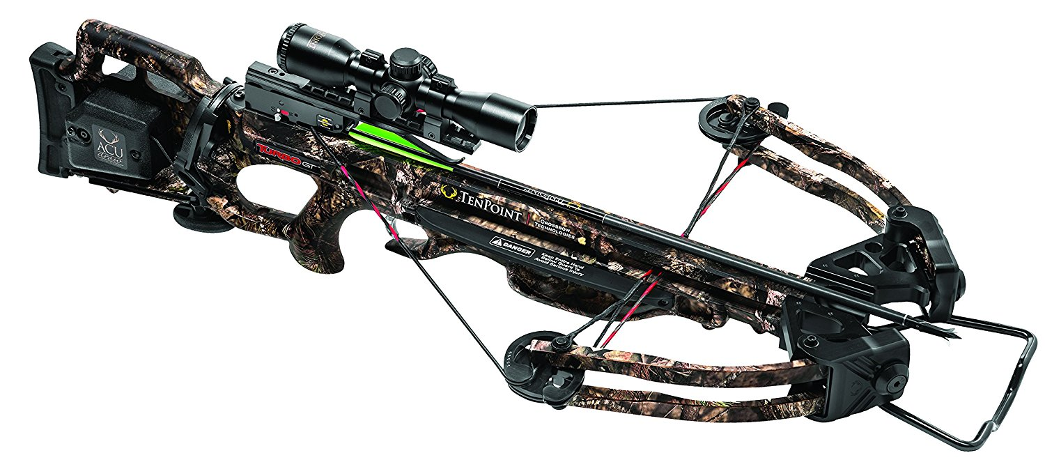 Best Crossbow: TenPoint Turbo GT Crossbow